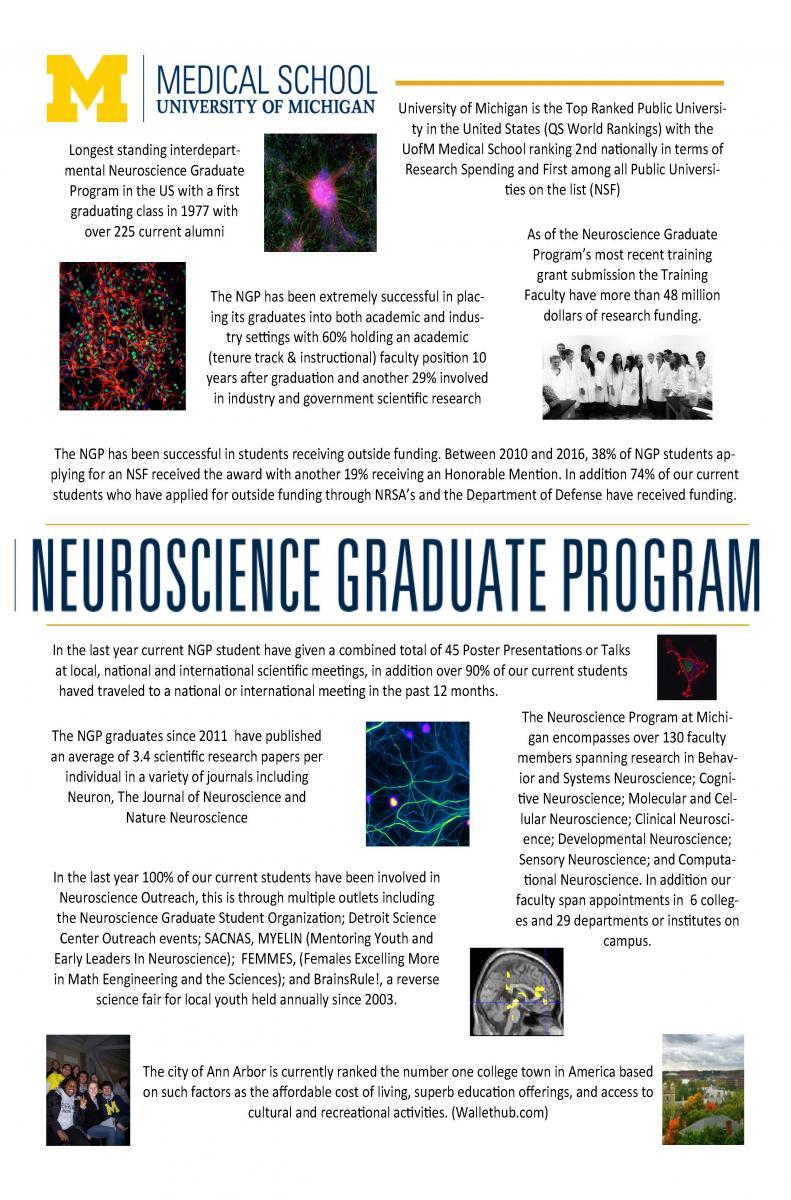 Why Educators Trained In Neuroscience >> Consider These Top Ten Advantages Um Neuroscience Graduate Program